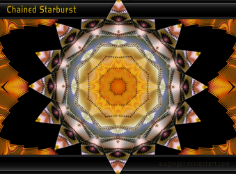 Chained Starburst by wwGinger