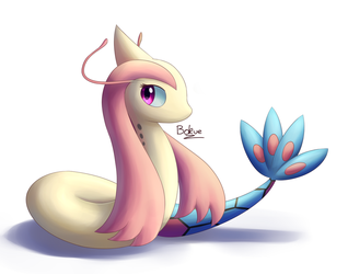 Milotic by Bokue