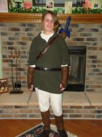 Me as Link by RLD095