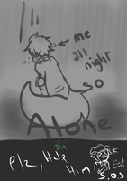 Alone on DA by Dream-Yaoi