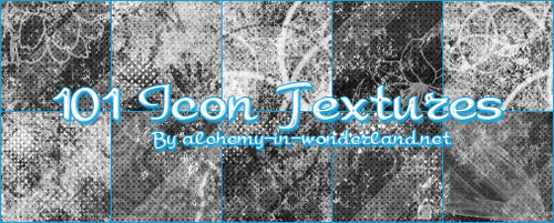 Icon Textures Set 02 by mywrathandruin