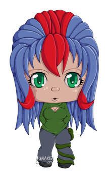 And another chibi. by Lunakiri
