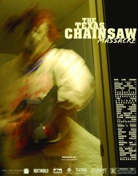 Texas Chainsaw Massacre Movie by Crigger