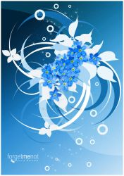 Forget Me Not by putzi