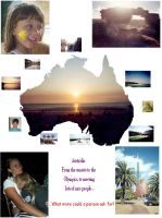 Australia - in its many forms by sunnie