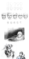 APH doodles by ILLanthan