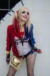 Harley Quinn Suicide Squad 07 by ZorbaZombie