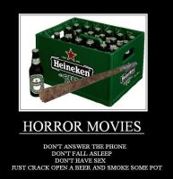 Demotivational Horror Movies by Loanet