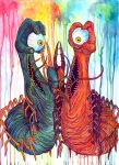 Scolopendromorph LXI by uncouthbarbarian