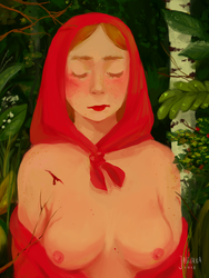 Red Riding Hood by Jascurka
