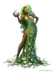 Pathfinder: The Green Mother by WillOBrien