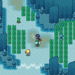 Underwater Route In-game by Kyle-Dove