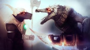 Nasus and Renekton  League of Legends Community