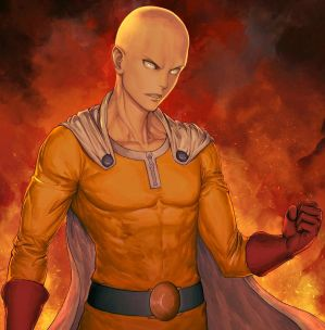 Jealous (Saitama X Reader) by hetalia18 on DeviantArt