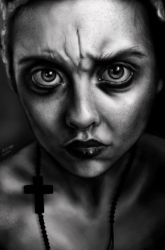 The cross by abou3