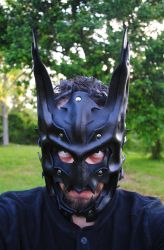 I'm the Bat... by Epic-Leather