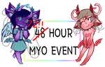 MYO event EXTENDED by Quiet-Retribution