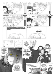 Fate - Comic 04 by yumekage