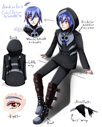 + 7Knights: Awk Kris Casual Full Body Ref + by SerketXXI