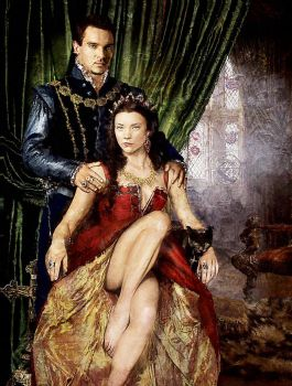 Fatal attraction: The Tudors by BigA-nt