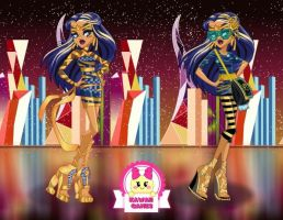 Boo York Boo York Cleo de Nile Dress Up by heglys