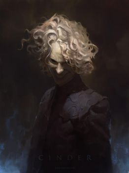 Cinder by jameszapata