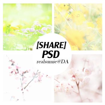 [SHARE] Flower Texture P2 @realsumie by realsumie