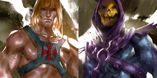 Masters of the Universe by danielmchavez