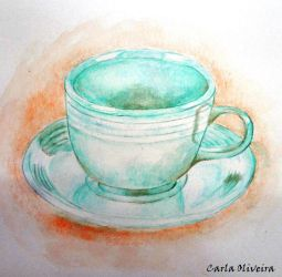 Patrick Jane's Cup Of Tea by CarlaOliveira