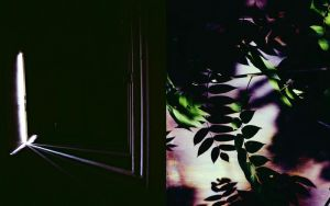 s t i l l / but this light is moving particles by PsycheAnamnesis