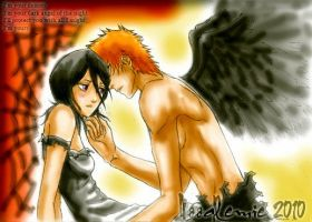 ichiruki :my demon by noodlemie