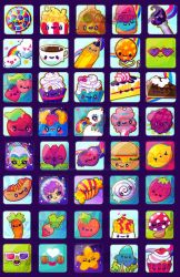 Icon Jumble by marywinkler