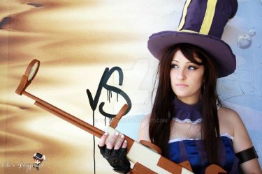 League Of Legends - Caitlyn