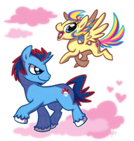 Friendship is Love by vaporotem