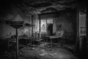 Doctors office of horror by renenordmannfotograf