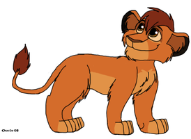 Cubby  Mufasa by Charlie-Breen