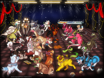 [TEAM DRAGON] Big Soosh Party! by ThorinFrostclaw