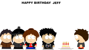 Happy Birthday Jeff by SP-Goji-Fan