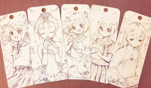 Bookmark by loli-drop