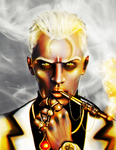 Cobus Volker (More Realism) - Diamonds Are Forever by Almesiva-Moonshadow