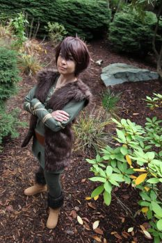 How To Train Your Dragon: Hiccup Cosplay by VandorWolf