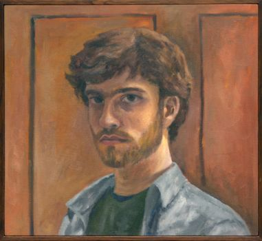 another self-portrait by tamino