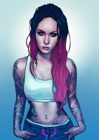 Cervena Fox by Marta-Deer