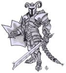 Blackwood House Armor by AbstractPagan