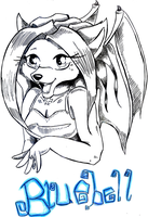 Bluebell the Bat by Miss-Interocitor