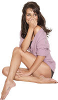 Lea Michele png 8 by VelvetHorse