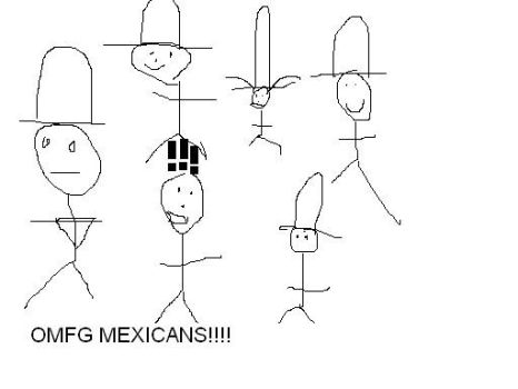 MEXICANS by viper86