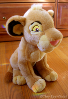 Disney Store Talking Simba by The-Toy-Chest