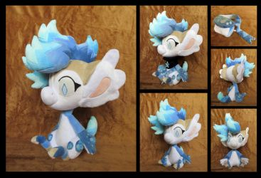 Star the Bagbean by fireflytwinkletoes