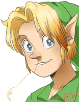 Link Portrait by KristaDLee